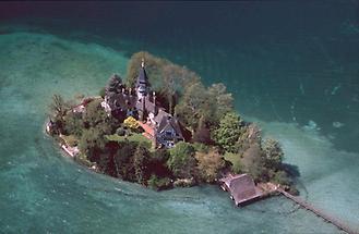 Schloss Litzlberg im Attersee