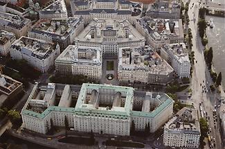 Kriegsministerium und Postsparkassenamt