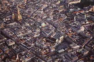 Die Dachsteinlandschaft des ältesten Wien