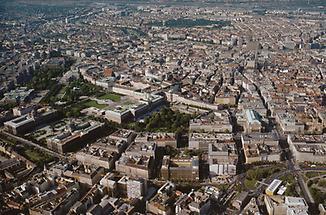 Rathauspark, Volksgarten, Heldenplatz und Burggarten