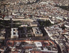 MuseumsQuartier, Kunsthistorisches und Naturhistorisches Museum
