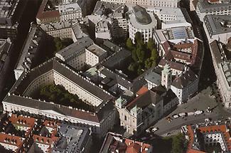 Schottenstift, Schottenkirche