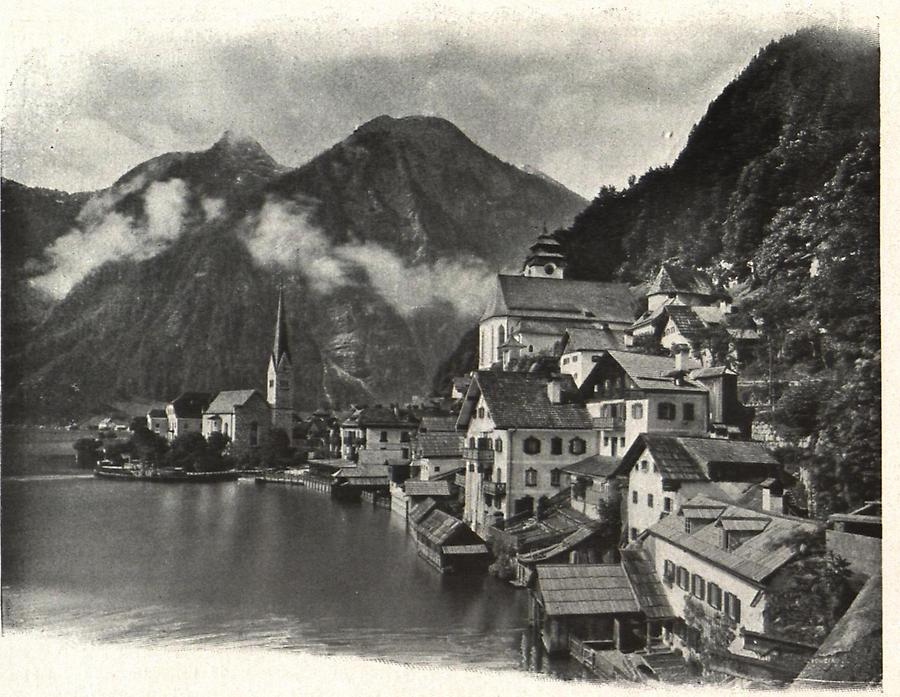 Illustration Hallstatt
