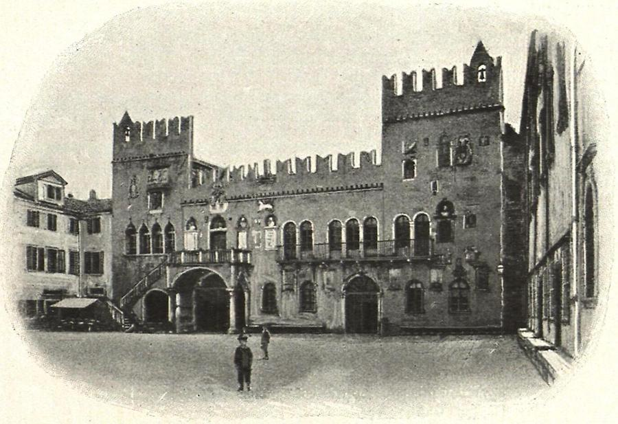 Illustration Capodistria: Municipio