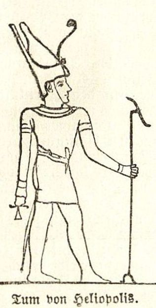 Illustration Tum von Hekiopolis
