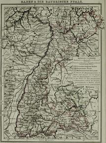 Baden und die Bayerische Pfalz