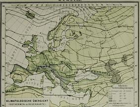 Europa: Klimatologische übersicht