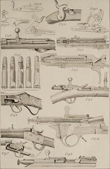 Handfeuerwaffen (Tafel I)