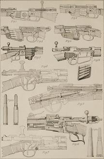 Handfeuerwaffen (Tafel II)