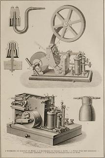 Telegraph (Tafel III)