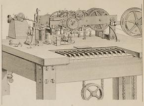Telegraph (Tafel IIa)