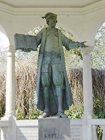 Kepler Denkmal