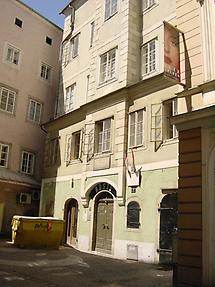 Kepler Wohnhaus