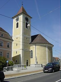 Ebelsberg Kirche