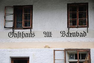 Frontseite Alt-Bärnbad