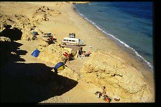 Sinai Lager für einen Monat 1