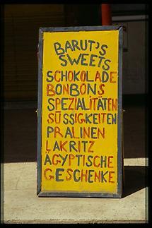 Hurghada Man spricht deutsch