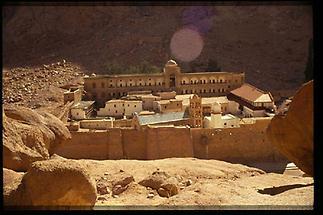 Sinai Katharinenkloster 78