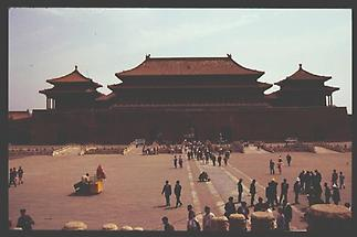 Peking Verbotene Stadt 4