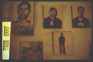 Pnom Penh Ehemaliges Gefängnis der Roten Khmer