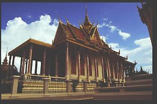 Pnom Penh Königspalast