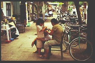 Hanoi Gegenseitiges Lausen