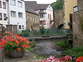 Bad Münstereifel mit Erft