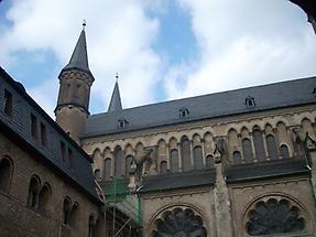 Stiftsgebäude des Bonner Münsters