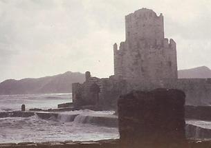 Festung auf Kalamata