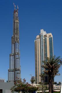 Burj Dubai 1