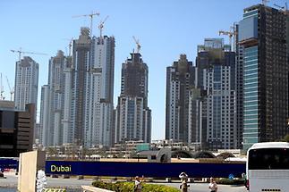 Hochhäuser und neue Hochhäuser