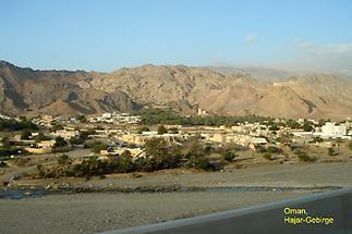 Hajar-Gebirge