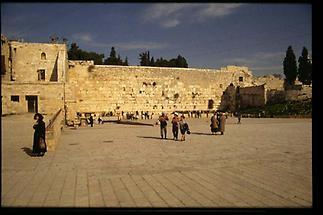Jerusalem Klagemauer(1990) 2
