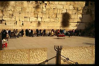 Jerusalem Klagemauer(1990) 3