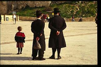 Jerusalem Typische Einheimische(1990)