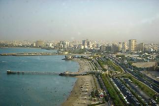 Blick von den Kuwait Towers