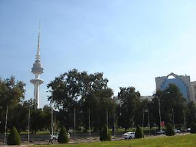 Fernsehturm von Kuwait