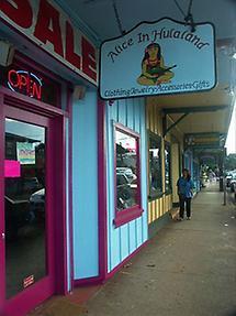 Einkaufen in Paia