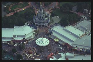 Disney World (Luftbild) 2