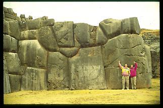 Festung von Sacsayhuaman