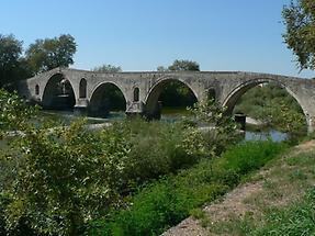 Brücke bei Arta über den Arachthos