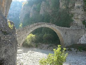 Brücken in der Region Zagori (Epiros)