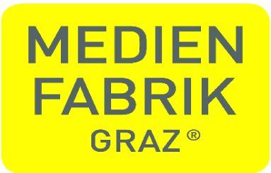 Logo Medienfabrik Graz -  Stmk. Landesdruckerei