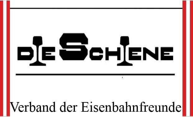 """Logo Der Verein """"Die Schiene"""""""