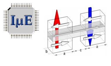 Logo Institut für Mikroelektronik, TU Wien