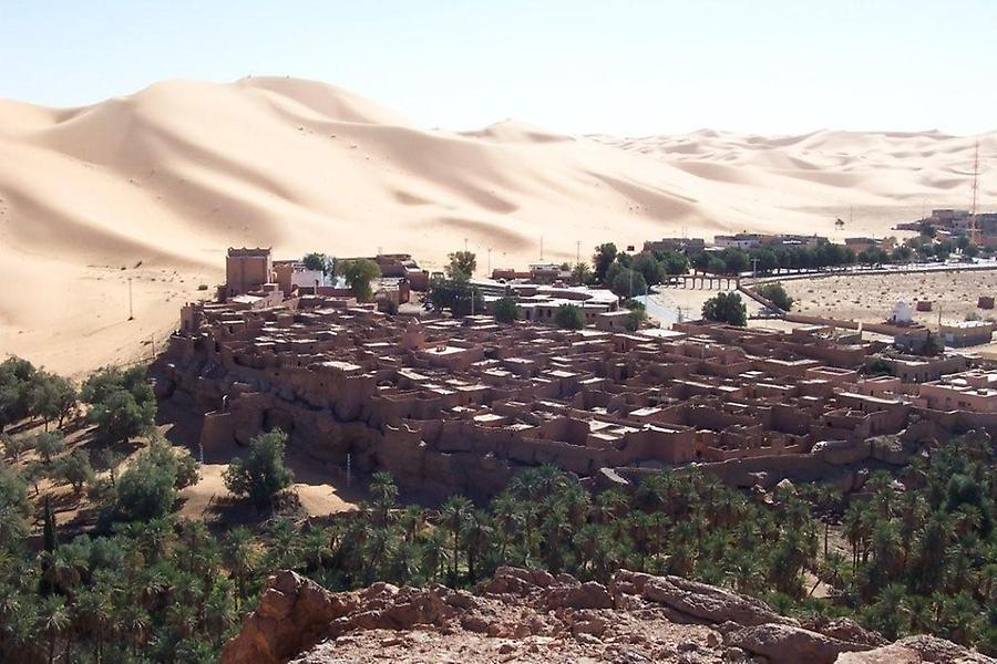 Oasis Village of Taghit (3)