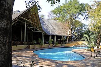 Chobe Safari Lodge (2)
