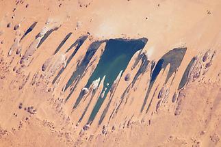 Ounianga Basin