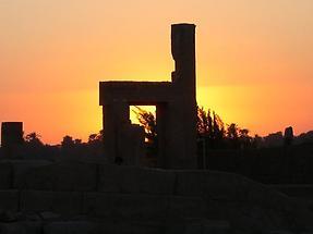 Sunset, Kom Ombo