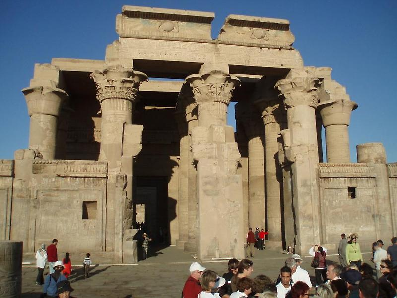 Temple of Kom Ombo (2)